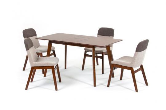 Стол обеденный раздвижной Sandakan, арт. LWM(SR)12758HL32-E300-1
