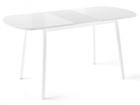 Обеденная группа для столовой и гостиной Мидел Белый-2