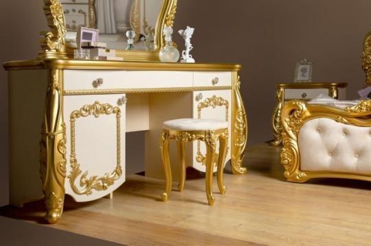 Спальная мебель «Амелия» бежевая-1