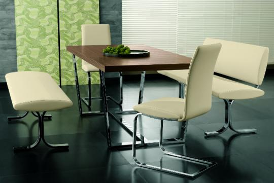 Металлический стул GENOVA-4