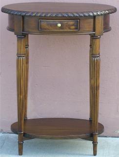 Стол овальный STO1D-M