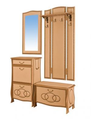 Набор мебели для прихожей Шевалье