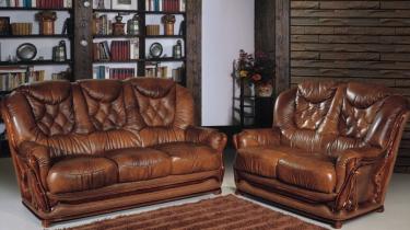 Комплект мягкой мебели Maria
