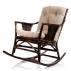 Кресло-качалка Canary с подушкой-3