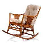 Кресло-качалка Canary с подушкой