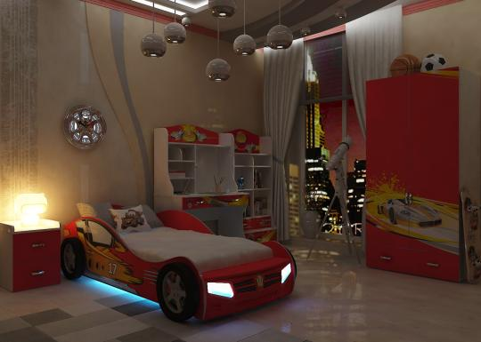 Детская комната Champion-3