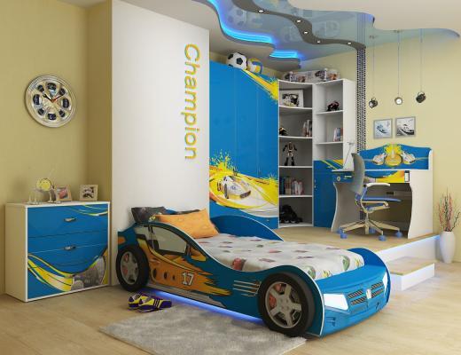 Детская комната Champion-1