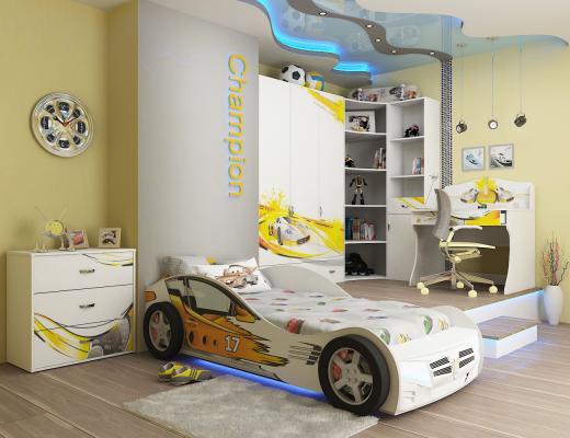 Детская комната Champion-2