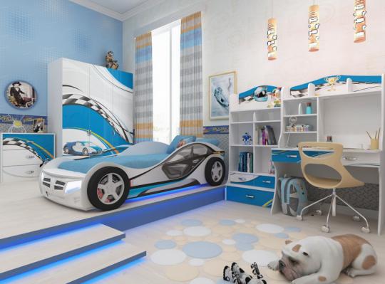 Детская комната La-Man-1