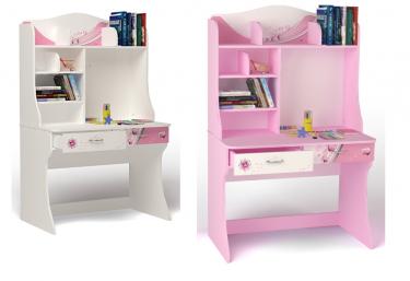 Письменный стол с надстройкой Princess