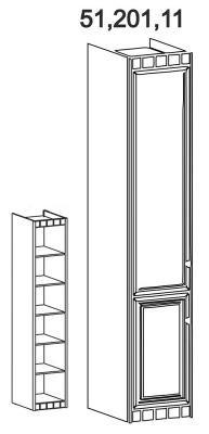 Шкаф 1-створчатый
