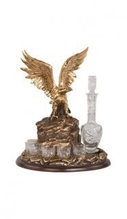 Питейный набор Орел на скале