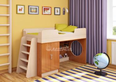 Кровать-чердак Легенда-2 комплектация 1