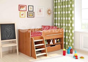 Кровать-чердак Легенда-6
