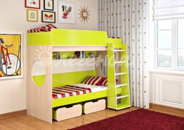 Кровать-чердак Легенда-7 комплектация 1