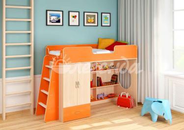 Кровать-чердак Легенда-3 комплектация 1