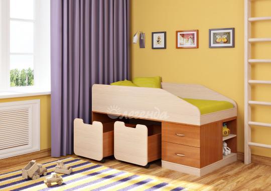 Кровать-чердак Легенда-8-8