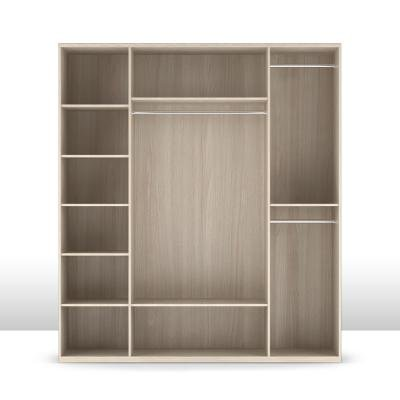 шкаф 4-х дверный (корпус) СП.013.404