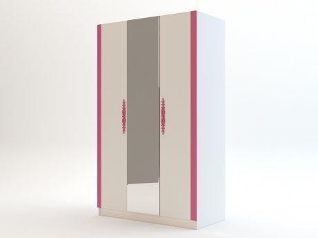 Шкаф 3-х дверный