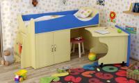 Кровать-чердак Карлсон Микро-202
