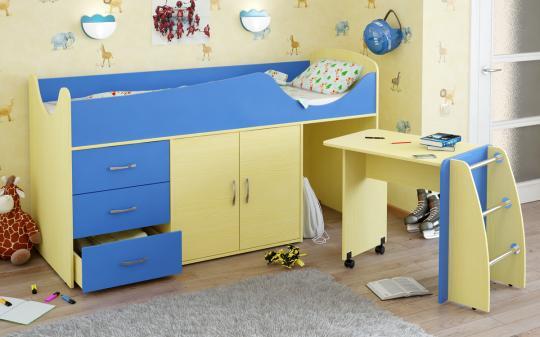 Кровать-чердак Карлсон Мини-5-5