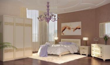 Мебель для спальни Александрия