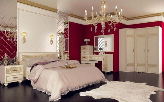 Мебель для спальни Александрия-1