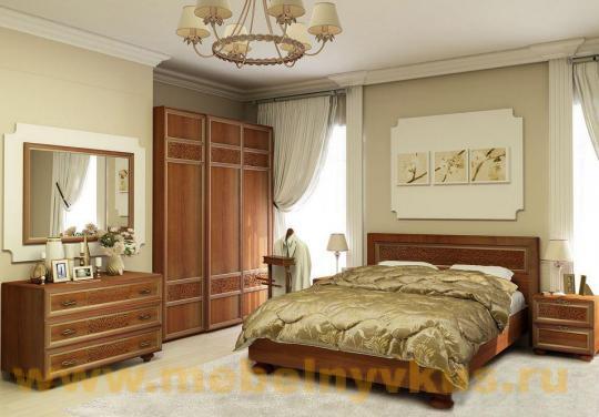 Мебель для спальни Александрия-2
