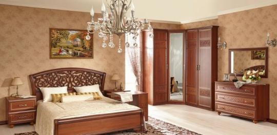 Мебель для спальни Александрия-3
