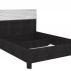 Кровать 1400 Соната 628.100М без основания, без матраса