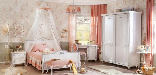 Подростковая комната Romantic