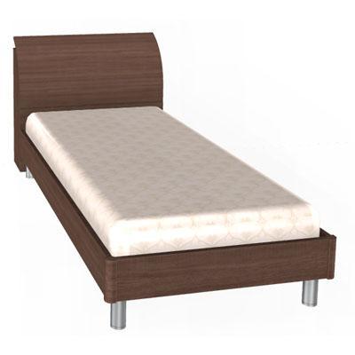 Кровать 900х1900 (с ортопедом, без матраса) КР-108