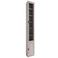 Шкаф для книг Montpellier (скошенный правый) 12