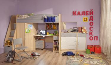 Детская комната Калейдоскоп