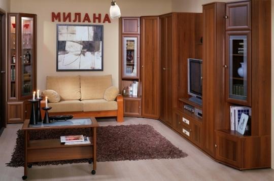 Гостиная Милана-2