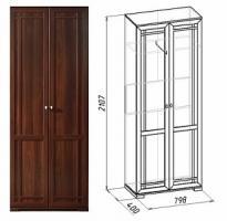 Шкаф  для одежды Sherlock (11,12)
