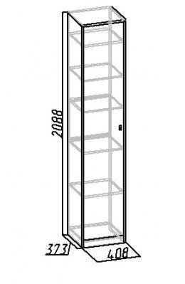 Шкаф для белья Комфорт (7)