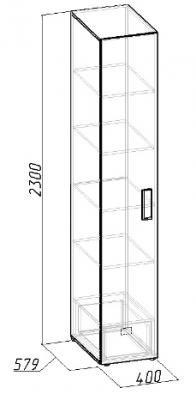 Шкаф для белья Hyper (3)