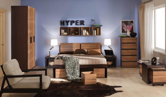 Спальня Hyper