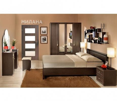 Спальня Милана (Орех)-2