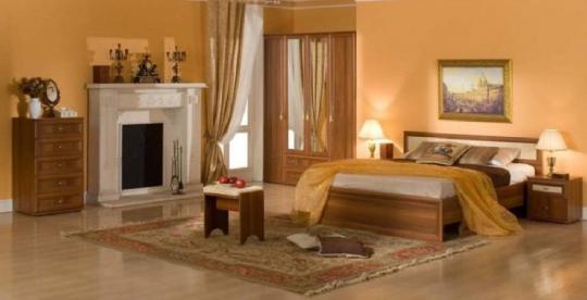 Спальня Милана (Орех)