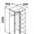 Шкаф угловой для одежды 30Р Ника-Люкс-1