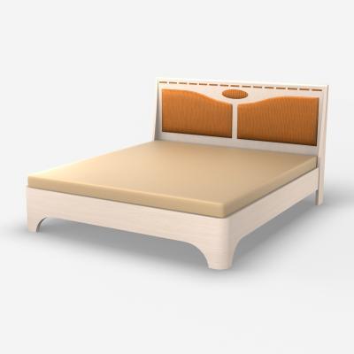 Кровать Кери Голд без основания, без матраса.