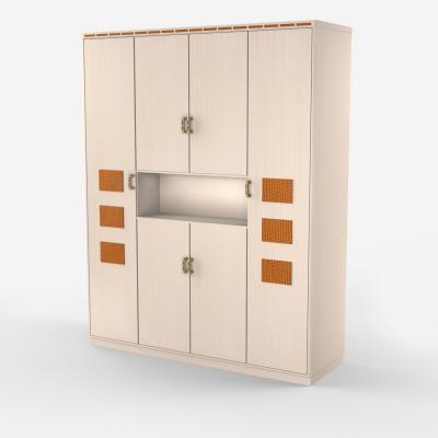 Шкаф для платья и белья Кери Голд