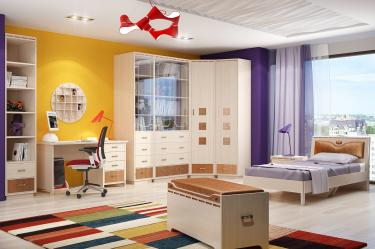 Молодежная комната Кери Голд