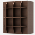 Шкаф навесной Мэган-М