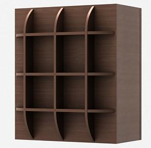 Шкаф навесной Мэган