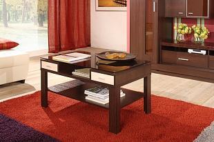 СЖ-5 Стол журнальный со стеклом
