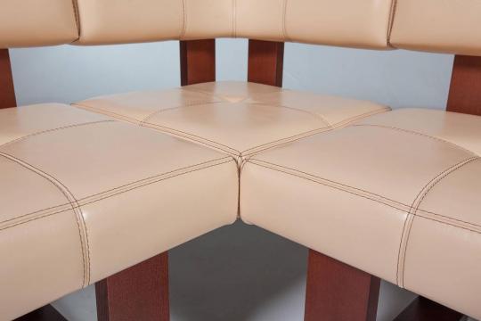 Кухонный угловой диван Борнео-1