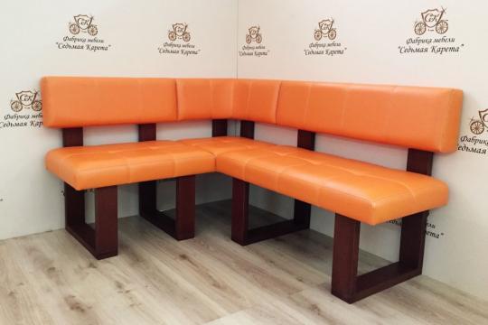 Кухонный угловой диван Борнео-5